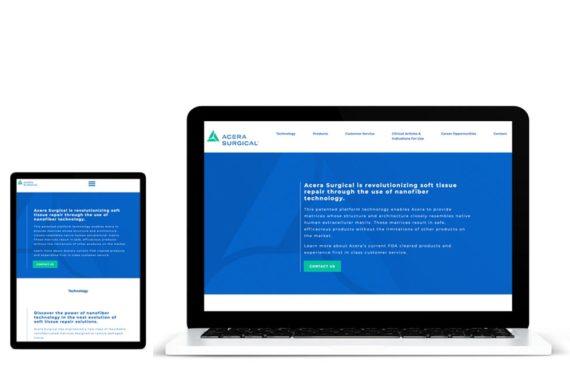 acera-surgical.com screen views