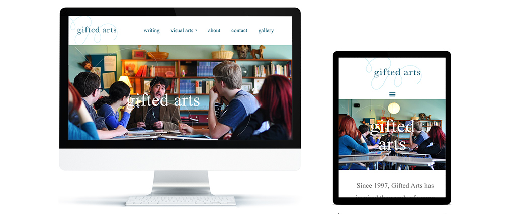 Gifted Arts Website